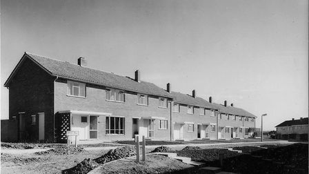 """One resident described the new build homes as """"just a series of rabbit hutches; just small boxes wit"""