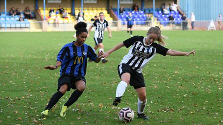 Colney Heath Ladies suffered a second Eastern Region WFL Premier Division defeat of the season away