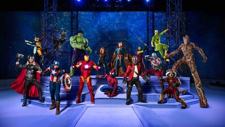 Marvel Universe Live: Age of Heroes