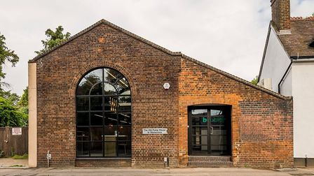 BubbleHUB is based at The Old Pumphouse on Stonecross, St Albans. Picture: Franklin & Franklin