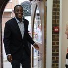 Hitchin and Harpenden MP Bim Afolami at St Nicholas CE VA Primary School. He has urged schools to im