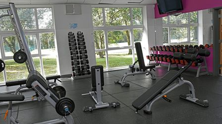 Hinchingbrooke School's range of leisure facilities are not only available to their students, but al