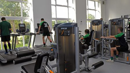 HBK Leisure's gym membership costs £25 a month and includes unlimited access to the fitness suite, e