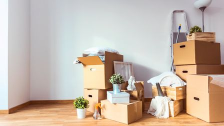 Moving house can be emotionally draining. Picture: Getty Images/iStockphoto