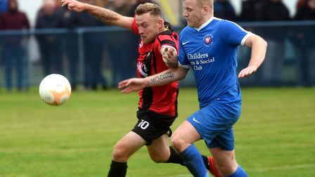 Adam Richardson twice hit the woodwork as Huntingdon Town ended their losing run in United Counties