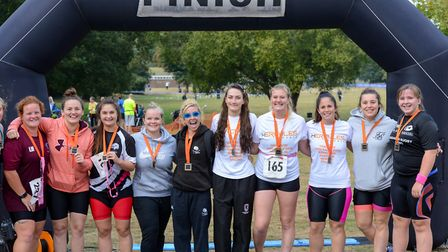 The fifth running of the St Albans Festival of Sport was hailed as the biggest and best yet. Picture