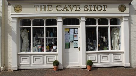 David Broad stole cash from a till at The Cave Shop in Royston. Picture: Harry Hubbard