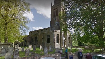 All Saints Parish Church, in St Ives. Picture: GOOGLE