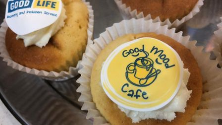 The Good Life project which is being run by CPSL Mind, has launched 'good mood cafes' around the cou