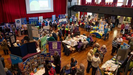 Older St Albans residents are invited to attend Older People's Day at the Alban Arena. Picture: St A
