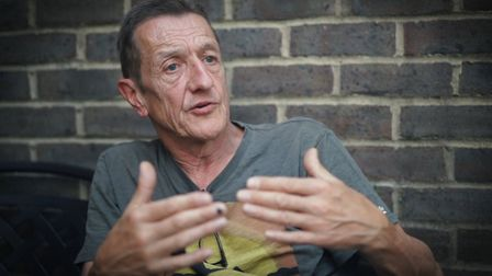 Open Door service user Trevor appears in the film launched by Open Door St Albans for World Homeless