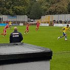St Albans City took on Eastbourne Borough in National League South action at Clarence Park on Non Le