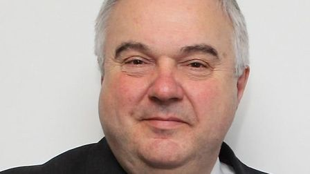 North East Herts MP Sir Oliver Heald.