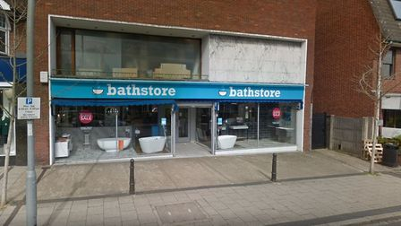 A kitchen retailer is set to take over the former Bathstore unit on Victoria Street. Picture: Google
