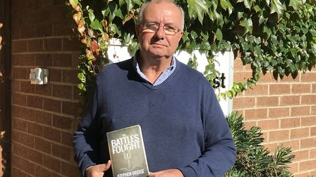 Stephen Bridge has published a book called The Battles Fought about his time at Papworth