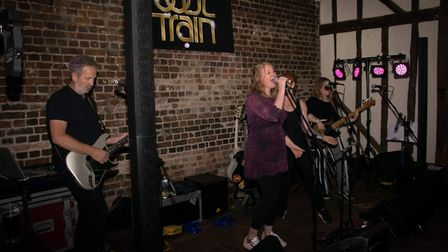 St Albans mum Leanda Kelly held a fundraising night for Mind in Mid Herts in memory of her daughter