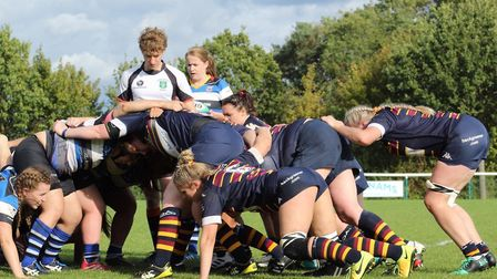 OA Saints picked up a narrow but exciting 10-5 win over Bath at Woollams.