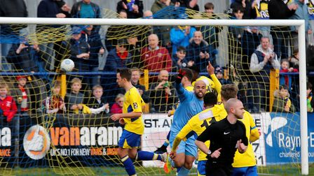 St Albans City FC will be celebrating Non-League Day this Saturday.