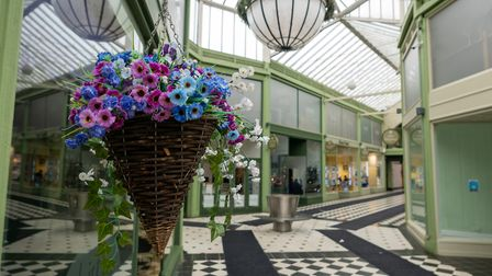 The Arcade, Letchworth Area Guide. Picture: DANNY LOO
