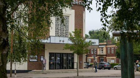 The Broadway cinema, Letchworth Area Guide. Picture: DANNY LOO
