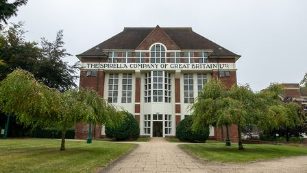 The Spirella building, Letchworth Area Guide. Picture: DANNY LOO