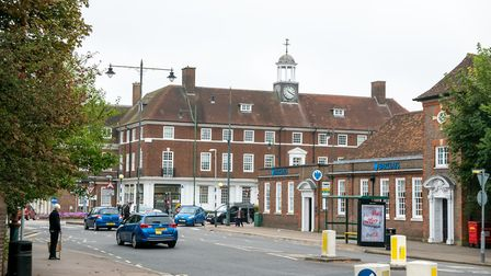 Station Road, Letchworth Area Guide. Picture: DANNY LOO