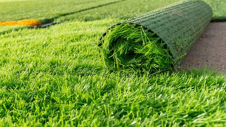 Debbie is about to invest in some artificial grass. Picture: Getty Images/iStockphoto