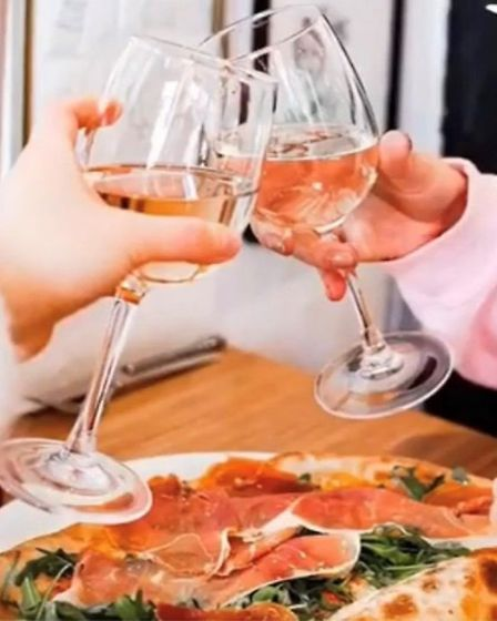 There's a friendly atmosphere at L'Italiana restaurant