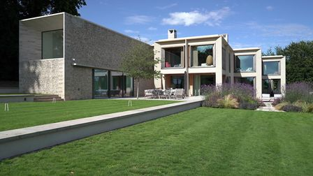 Hampshire House, as seen on Grand Designs: House of the Year 2019. Picture: Channel 4
