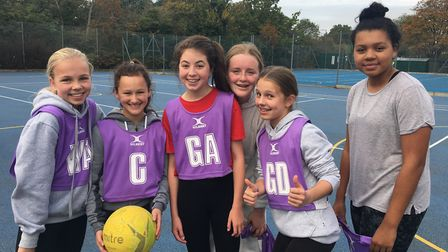 St Albans Girls' School hosted their debut Student Wellbeing Day for all year groups. Picture: Supp