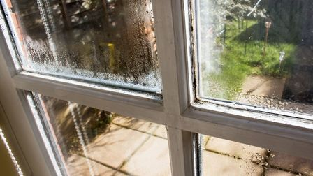 This is peak condensation season: it most commonly occurs between October and April. Picture: iStock