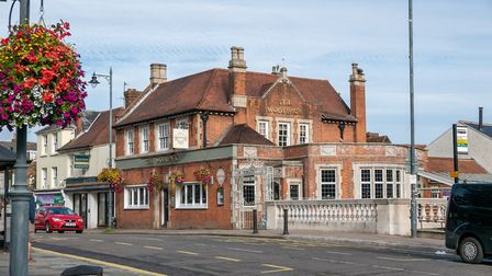 The Woolpack, Hertford. Picture: DANNY LOO