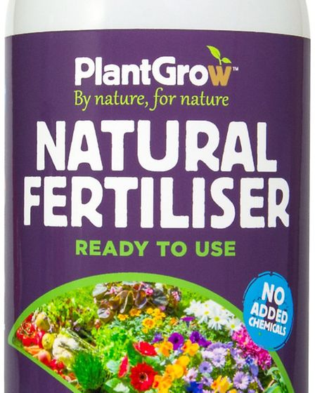PlantGrow believe their organic fertiliser is the future of gardening and one that they want to make