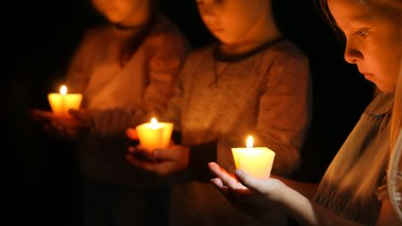 Light up a Life for Rennie Grove Hospice Care in memory of a loved one. Picture: Rennie Grove