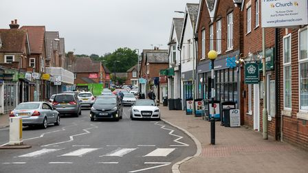 High Street, Knebworth. Picture: DANNY LOO