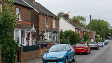 Housing in Knebworth. Picture: DANNY LOO