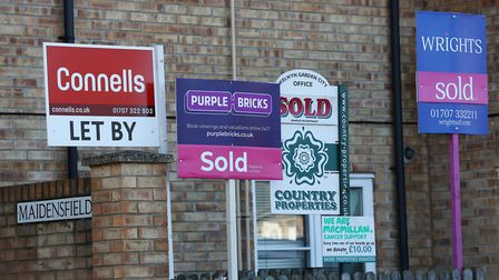 Supply shortage and Brexit uncertainly are no deterrent to serious buyers and sellers. Picture: DANN