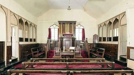 The congregation chapel at Roxton has been saved. Picture: CONTRIBUTED