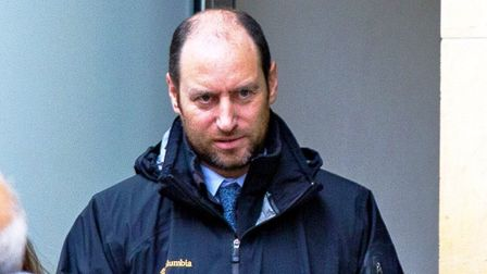 Andrew Wheeler, 44, of Signal Road, Ramsey has pleaded not guilty. Picture: TERRY HARRIS