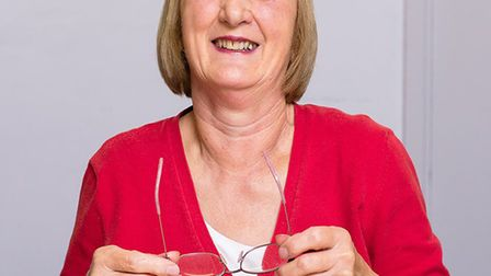 Lesley McGuire, from St Albans, has been named a finalist for the Stephen McAleese Outstanding Contr