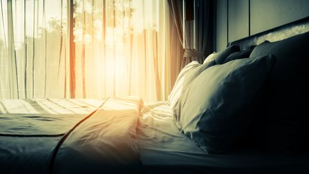 No, not all guest bedrooms look this good. Picture: Getty Images/iStockphoto