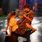 Vince McLoughlin and Emma Wright in OVO's As You Like It. Picture: Pavel Gonevski