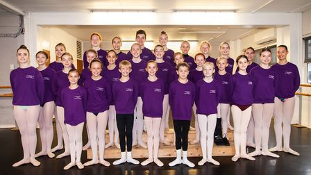 The Nutcracker and the Magical Kingdoms is being performed in Huntingdon