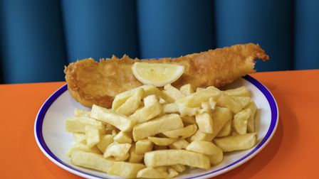 """Eric told us: """"We buy the best quality fish and use a real beer batter."""" Photo: Eric's Fish and Chip"""