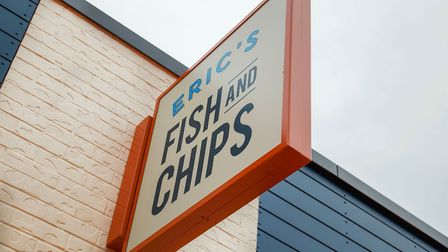 Eric's Fish and Chips is known for being adventurous with its menu and has a variety of unusual and
