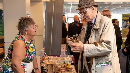 Around 500 people attended Older People's Day in St Albans. Picture: St Albans district council