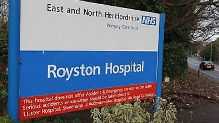 Royston Community Health want to ensure the former Royston Hospital site is turned into a hub for he
