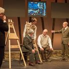 The Company of Ten presents The Pitmen Painters at the Abbey Theatre in St Albans.
