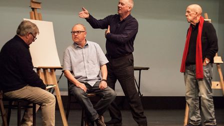 The Company of Ten's next production will be Lee Hall's The Pitmen Painters at the Abbey Theatre in