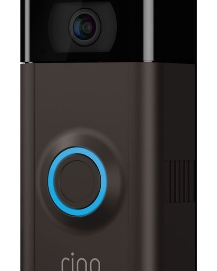 Ring Video Doorbell 2, £179. Picture: Ring/PA